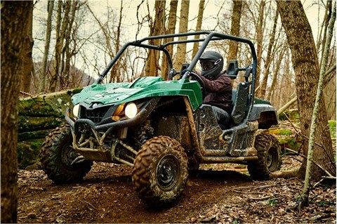 2017 Yamaha Wolverine in Olympia, Washington
