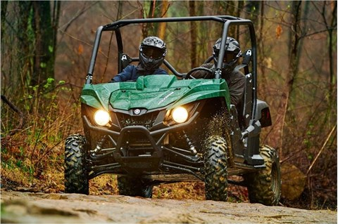 2017 Yamaha Wolverine in Derry, New Hampshire