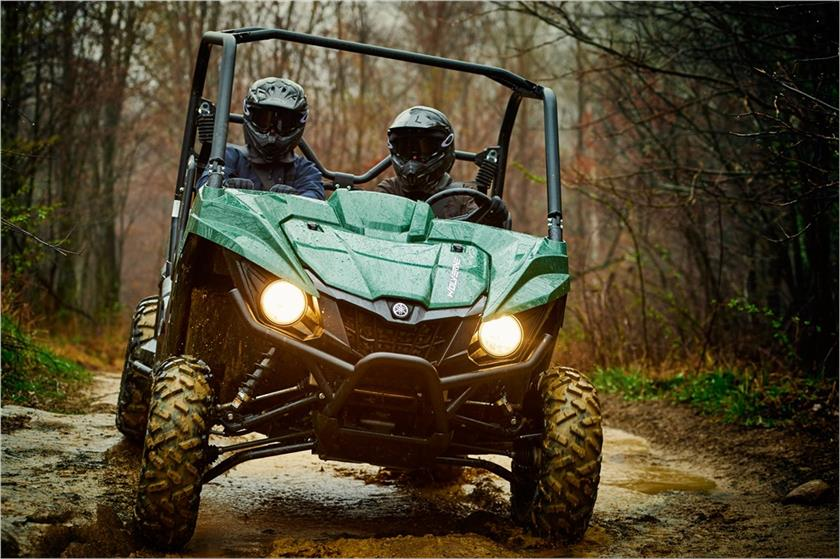 2017 Yamaha Wolverine in Pittsburgh, Pennsylvania