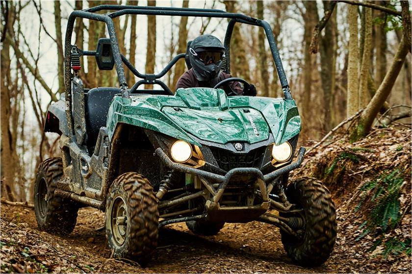 2017 Yamaha Wolverine in Coloma, Michigan
