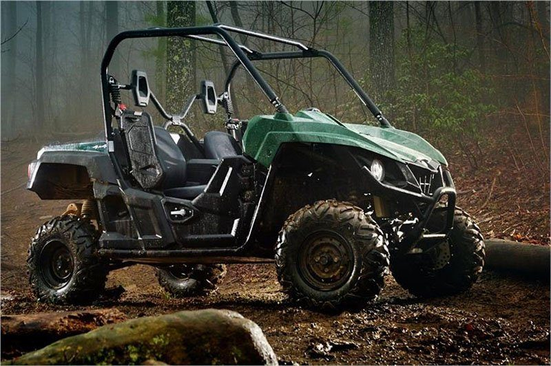 2017 Yamaha Wolverine in North Little Rock, Arkansas