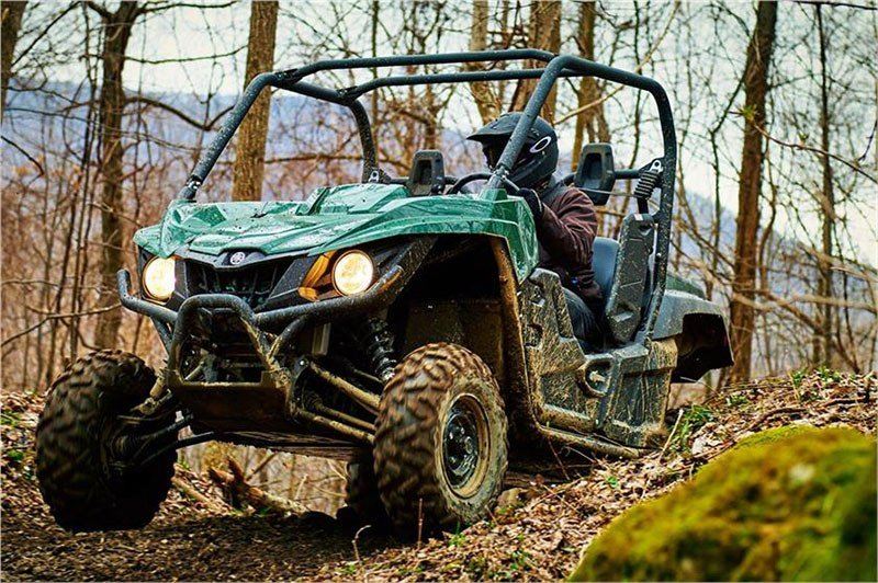 2017 Yamaha Wolverine in Tyrone, Pennsylvania