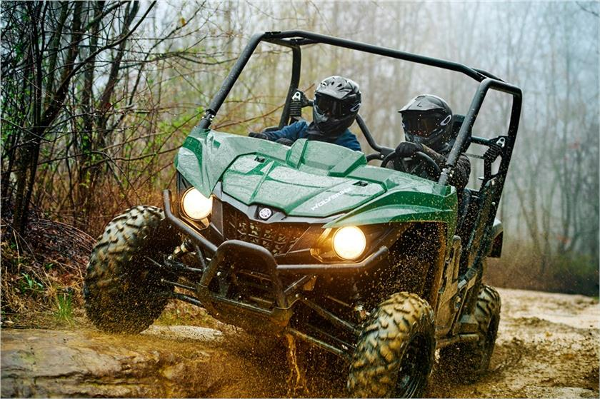 2017 Yamaha Wolverine in Chesterfield, Missouri