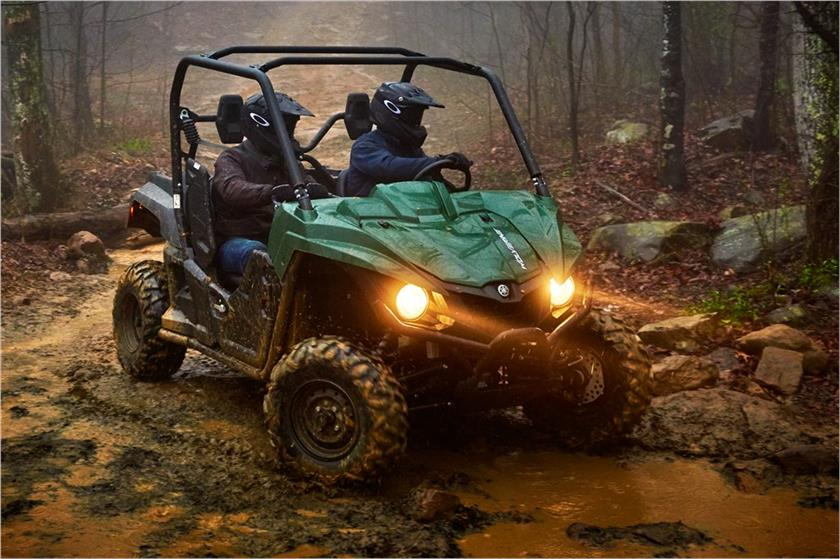 2017 Yamaha Wolverine in Mount Vernon, Ohio
