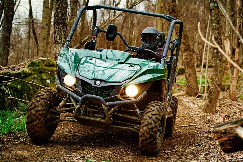 2017 Yamaha Wolverine in Hickory, North Carolina