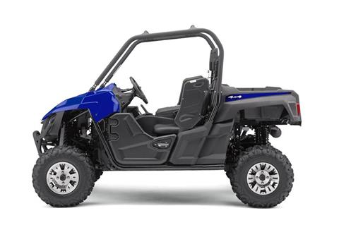 2017 Yamaha Wolverine EPS in Lowell, North Carolina