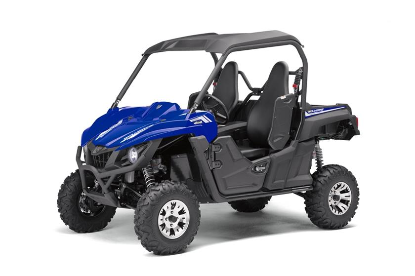 2017 Yamaha Wolverine R-Spec EPS in Coloma, Michigan