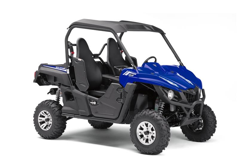 2017 Yamaha Wolverine R-Spec EPS in Johnson City, Tennessee