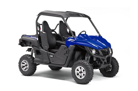 2017 Yamaha Wolverine R-Spec EPS in Albemarle, North Carolina