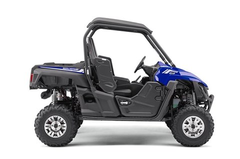 2017 Yamaha Wolverine R-Spec EPS in Danbury, Connecticut