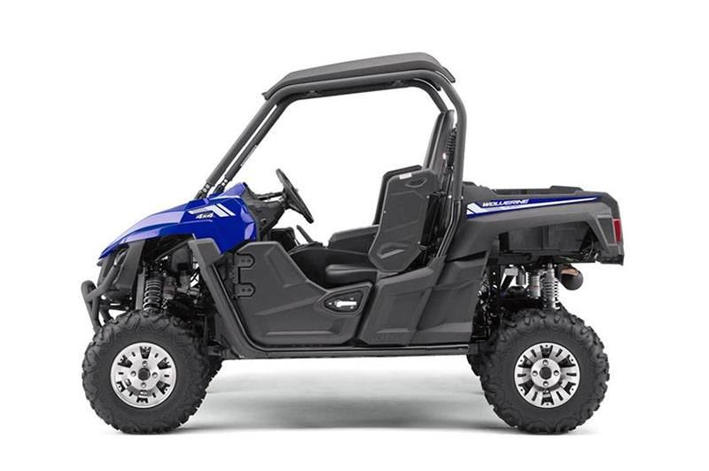 2017 Yamaha Wolverine R-Spec EPS in Brewton, Alabama