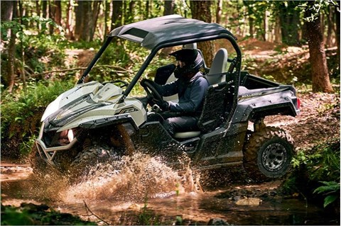 2017 Yamaha Wolverine R-Spec EPS SE in Johnson Creek, Wisconsin