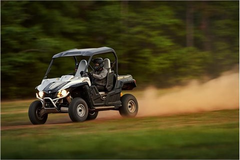 2017 Yamaha Wolverine R-Spec EPS SE in Brewton, Alabama