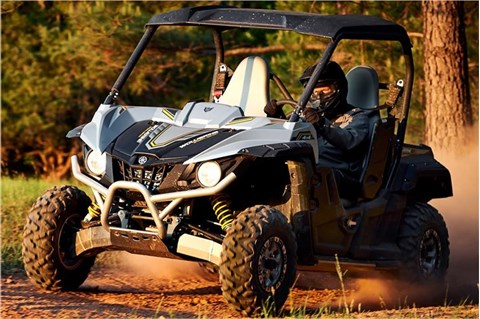 2017 Yamaha Wolverine R-Spec EPS SE in Richardson, Texas