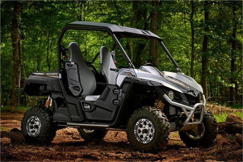 2017 Yamaha Wolverine R-Spec EPS SE in Tyrone, Pennsylvania