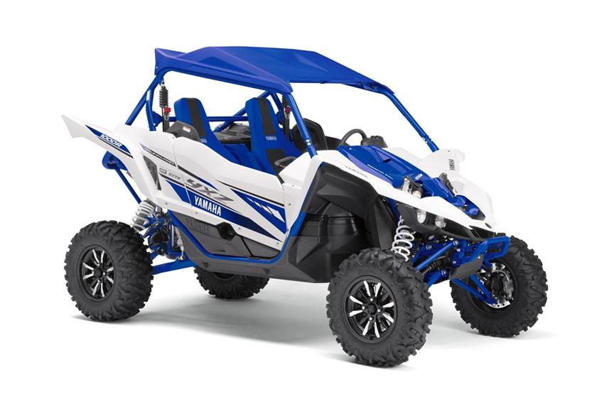 2017 Yamaha YXZ1000R in Manheim, Pennsylvania