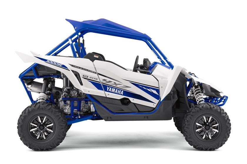 2017 Yamaha YXZ1000R in Athens, Ohio