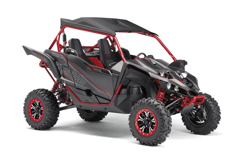 2017 Yamaha YXZ1000R SE in Lowell, North Carolina