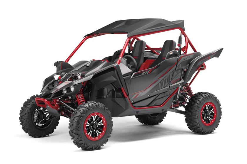 2017 Yamaha YXZ1000R SE in New Castle, Pennsylvania