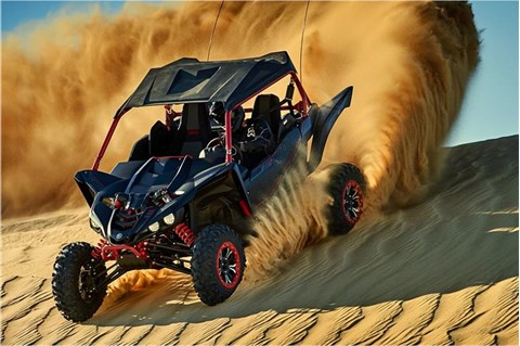 2017 Yamaha YXZ1000R SE in Clearwater, Florida