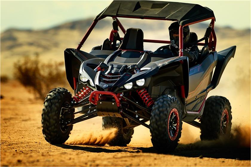 2017 Yamaha YXZ1000R SE in Roseville, California