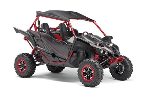 2017 Yamaha YXZ1000R SE in Derry, New Hampshire