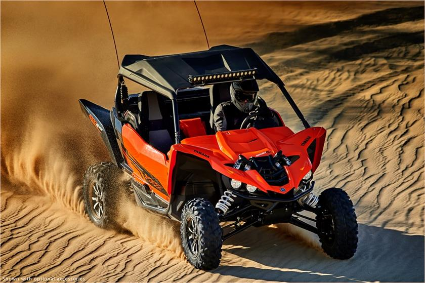 2017 Yamaha YXZ1000R SS in Utica, New York