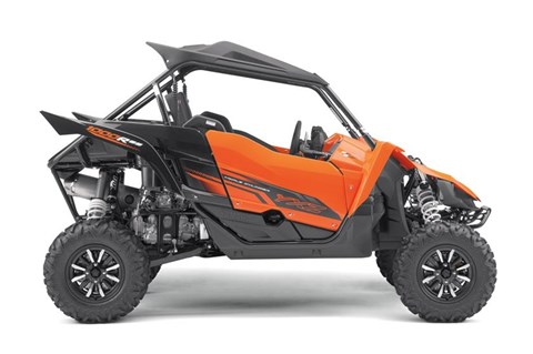 2017 Yamaha YXZ1000R SS in Clarence, New York