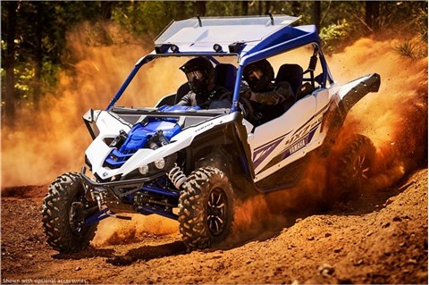 2017 Yamaha YXZ1000R SS in Lowell, North Carolina
