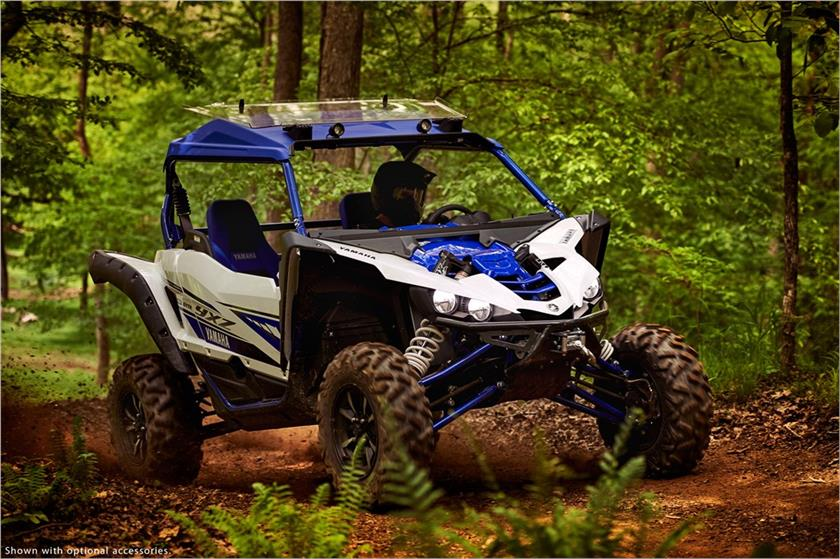 2017 Yamaha YXZ1000R SS in Johnson Creek, Wisconsin