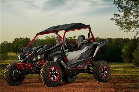 2017 Yamaha YXZ1000R SS SE in Francis Creek, Wisconsin