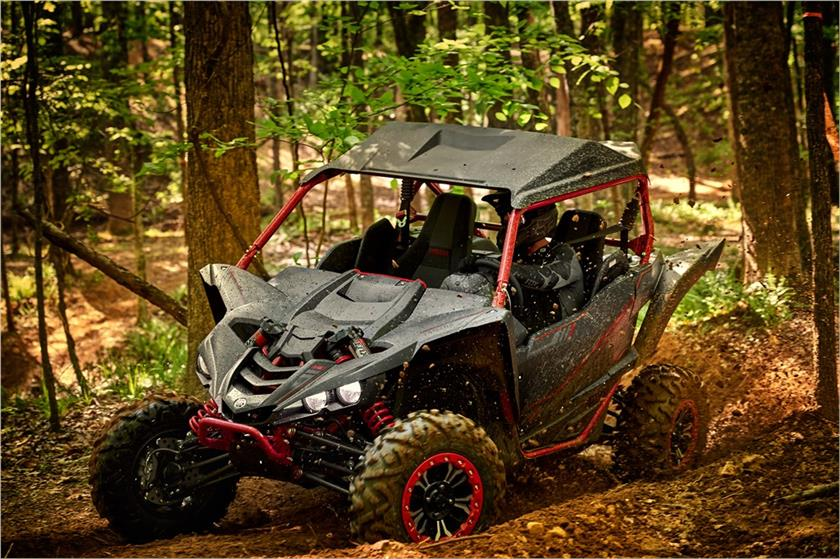 2017 Yamaha YXZ1000R SS SE in Derry, New Hampshire