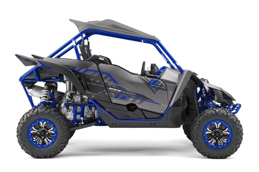 2017 Yamaha YXZ1000R SS SE in Harrisburg, Illinois