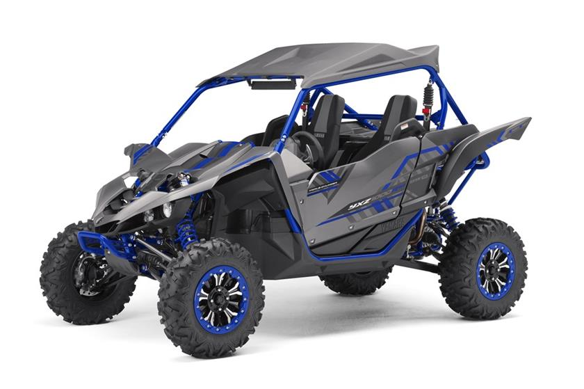 2017 Yamaha YXZ1000R SS SE in Lowell, North Carolina