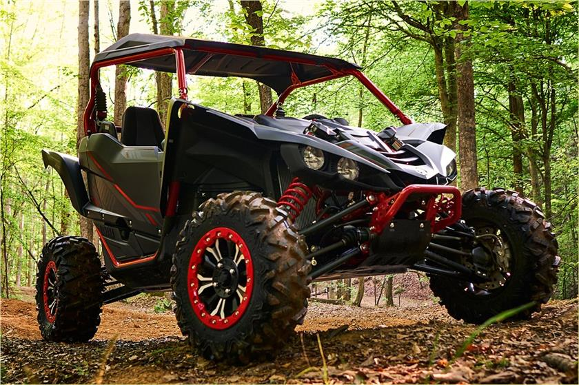 2017 Yamaha YXZ1000R SS SE in Johnson Creek, Wisconsin