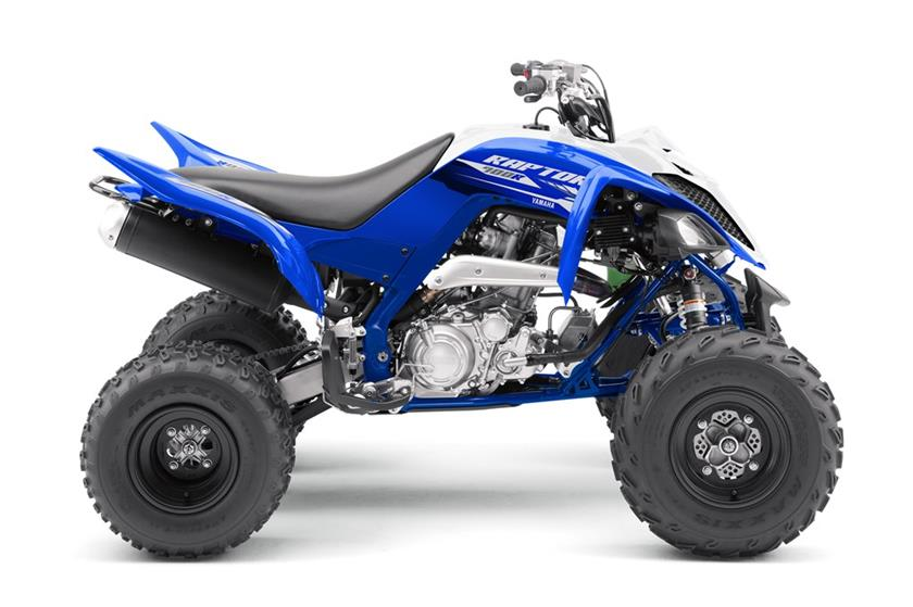 2018 Yamaha Raptor 700R in Northampton, Massachusetts