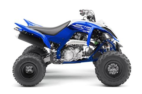 2018 Yamaha Raptor 700R in Tamworth, New Hampshire