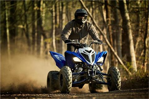 2018 Yamaha Raptor 700R in Unionville, Virginia