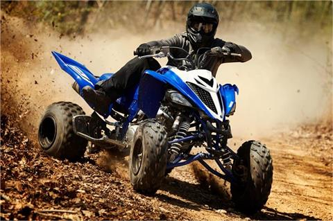 2018 Yamaha Raptor 700R in Dubuque, Iowa