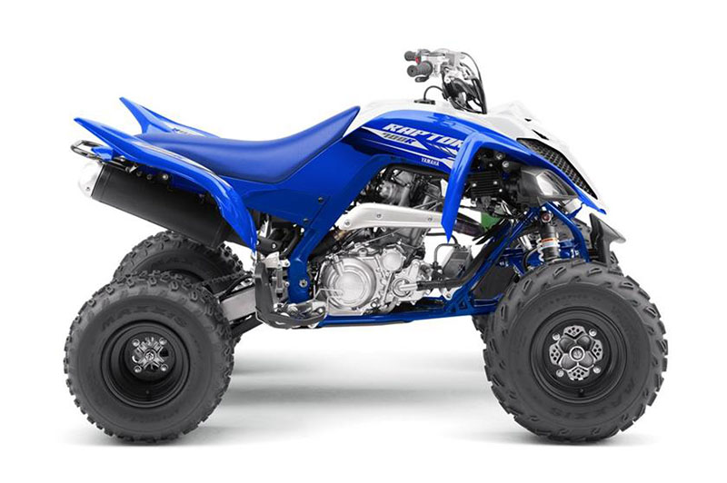 2018 Yamaha Raptor 700R in Tulsa, Oklahoma - Photo 1