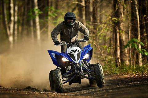 2018 Yamaha Raptor 700R in Pittsburgh, Pennsylvania
