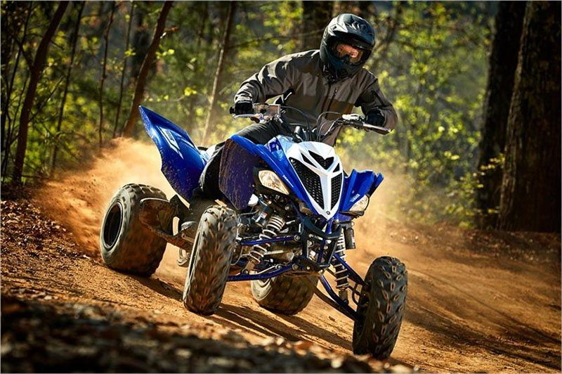 2018 Yamaha Raptor 700R in Mount Vernon, Ohio