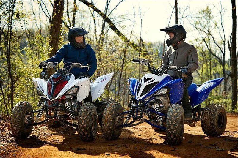 2018 Yamaha Raptor 700R in Virginia Beach, Virginia - Photo 8