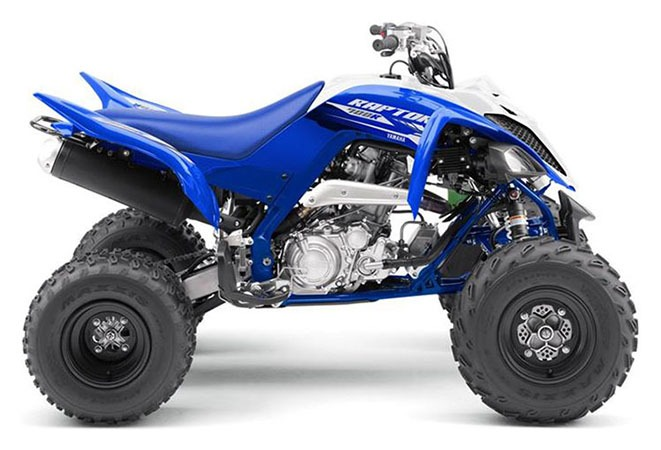2018 Yamaha Raptor 700R in Virginia Beach, Virginia - Photo 2