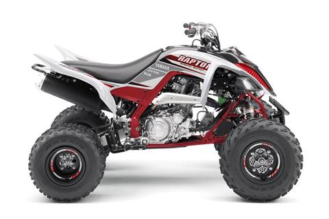 2018 Yamaha Raptor 700R SE in Utica, New York