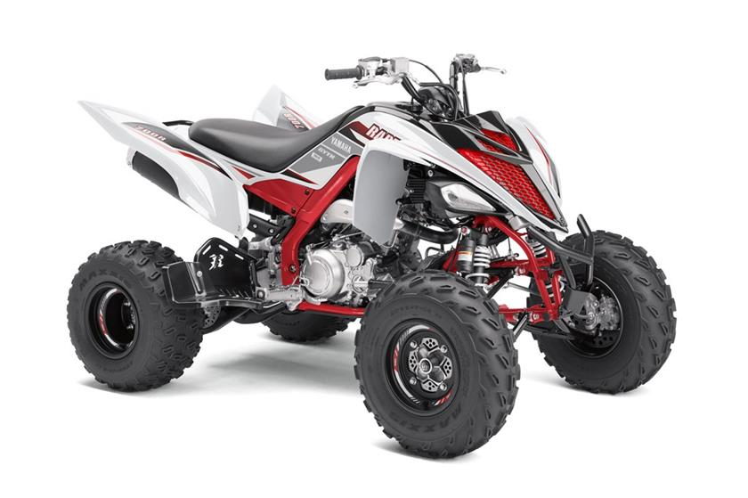 2018 Yamaha Raptor 700R SE in Middletown, New Jersey