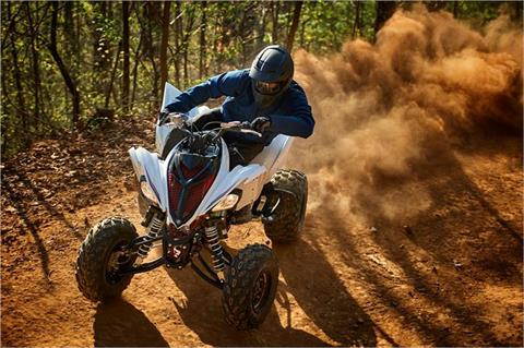 2018 Yamaha Raptor 700R SE in Garberville, California