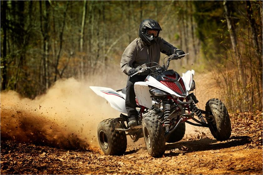 2018 Yamaha Raptor 700R SE in Danville, West Virginia