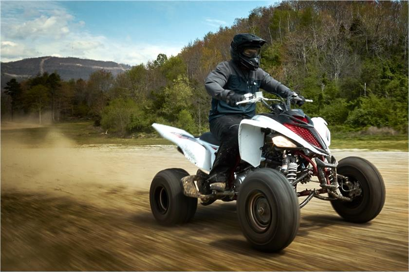 2018 Yamaha Raptor 700R SE in Geneva, Ohio