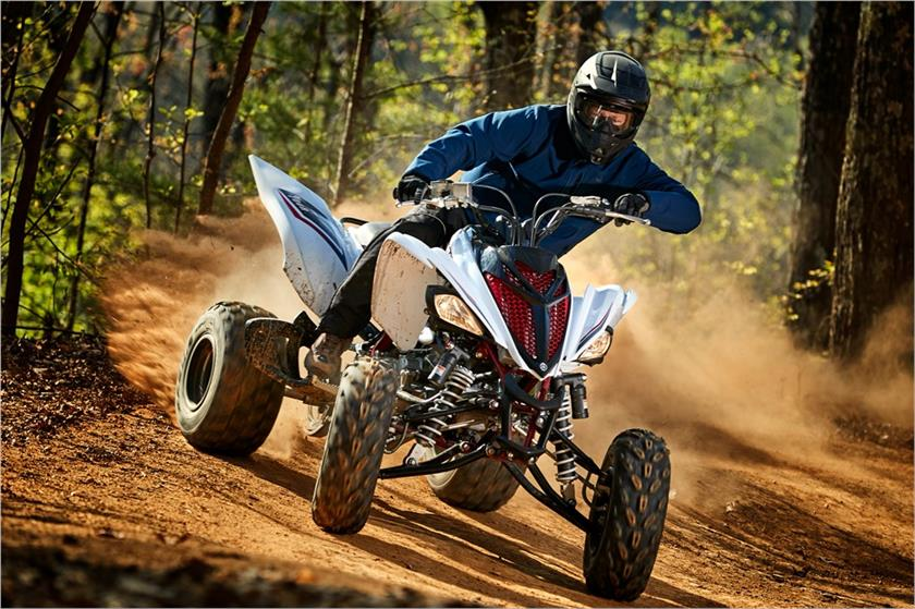 2018 Yamaha Raptor 700R SE in Saint George, Utah
